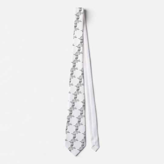 Tuba Nothing Else Matters Tie