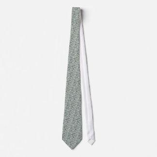 Tuba Pattern Tie