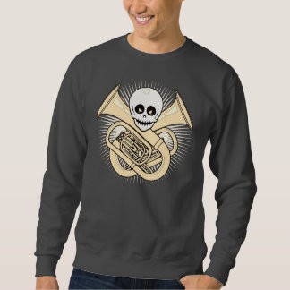 Tuba Pirate Sweatshirt