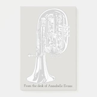 Tuba Post-it Notes