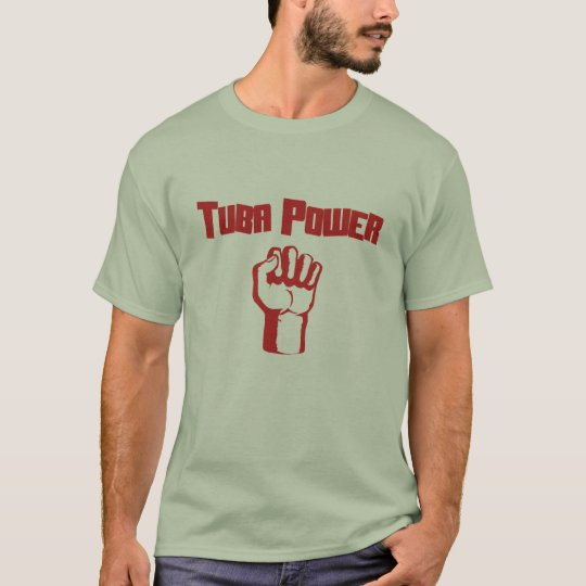Tuba Power Shirt