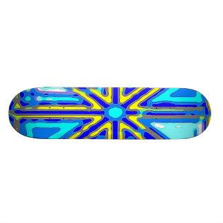 Tube Back Skateboards