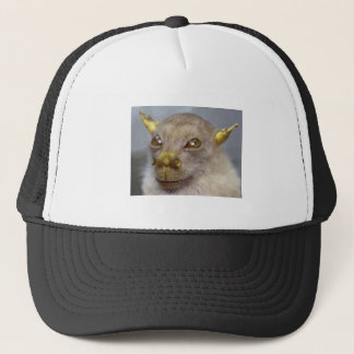 Tube Nosed Fruit Bat Trucker Hat