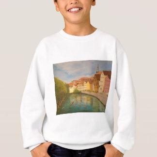 Tubingen in Sunlight Sweatshirt