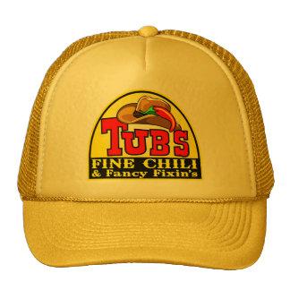 Tub's Fine Chili Cap Trucker Hat