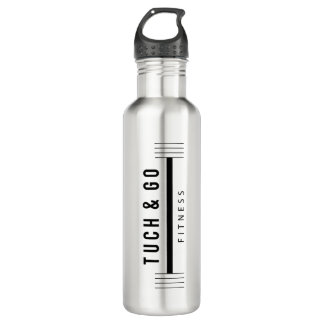 Tuch & Go Fitness 24 oz. Water Bottle