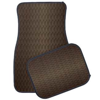 Tuck and Roll Car Mat