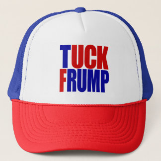"""TUCK FRUMP"" TRUCKER HAT"