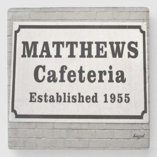 Tucker, Georgia, Matthews Cafeteria , Coasters