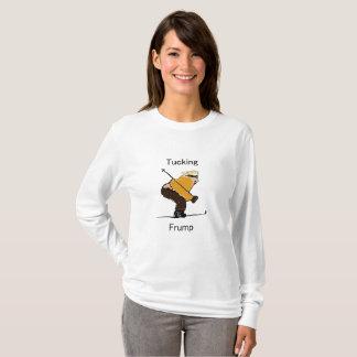 Tucking Frump Women's long sleeve T-shirt