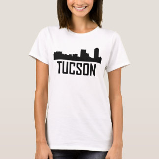 Tucson Arizona City Skyline T-Shirt