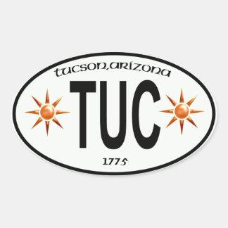 tucson arizona city tag