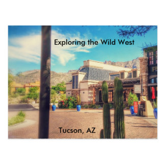 Tucson, Arizona Postcard