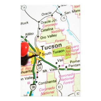 Tucson, Arizona Stationery