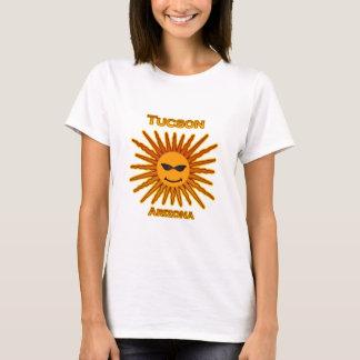 Tucson Arizona Text Logo T-Shirt