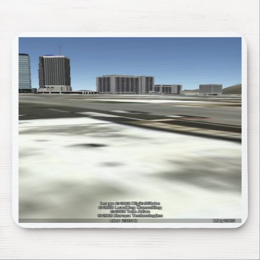 tucson downtown mouse pad