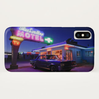 Tucumcari, New Mexico, United States. Route 66 2 iPhone X Case