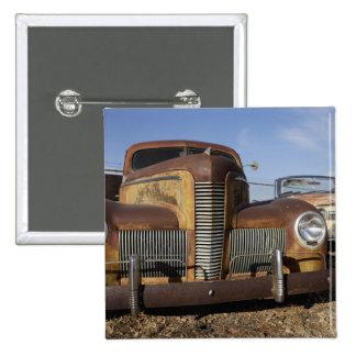Tucumcari, New Mexico, United States. Route 66. Pinback Buttons