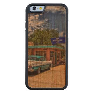 Tucumcari, NM - Rt 66 Cherry iPhone 6 Bumper
