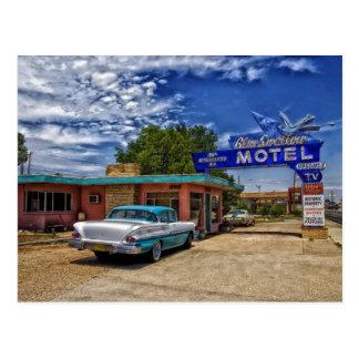 Tucumcari, NM - Rt 66 Postcard