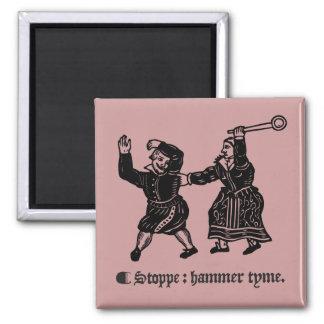 Tudor Hammer Time (magnet) Magnet