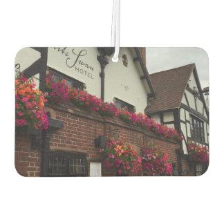 Tudor Hotel Stratford-Upon-Avon Warwickshire UK Car Air Freshener