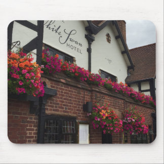 Tudor Hotel Stratford Upon Avon Warwickshire UK Mouse Pad