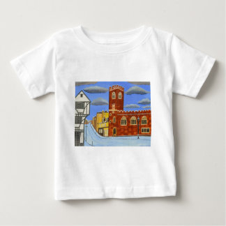 Tudor House in Exeter Baby T-Shirt