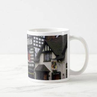 Tudor House Inn, Warwick, Warwickshire, U.K. Coffee Mug