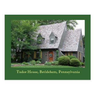 Tudor House Postcard