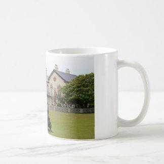 Tudor Rose Cannon Coffee Mugs