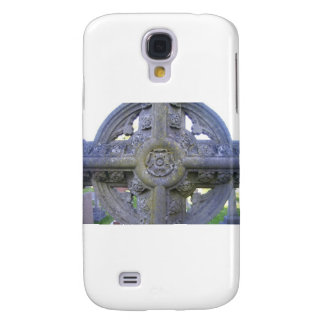 Tudor Rose Gravestone iPhone Case Samsung Galaxy S4 Cover