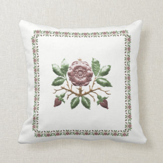 Tudor Rose Pillow