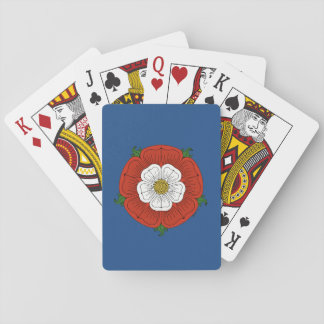 Tudor Rose Playing Cards
