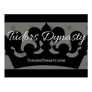 Tudors Dynasty Postcard