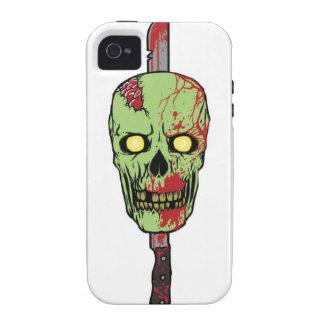 Tueur de zombi je téléphone la 4ème GEN de cas (la Coque iPhone 4 Et 4S