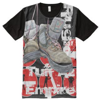 "Tuff Az Empire ""American Rugid"" Men's Black Shirt"