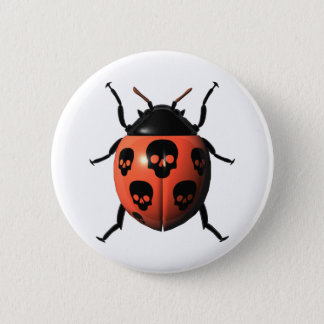 Tuff Bug 2 Inch Round Button