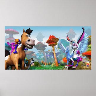 Tuffy's Adventures Poster
