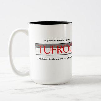 TUFROC v2f Two-Tone Coffee Mug