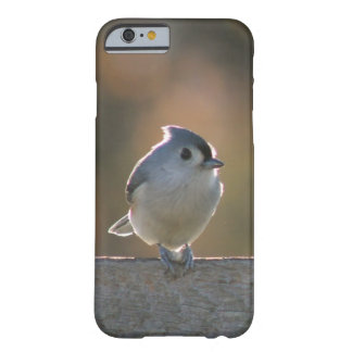 Tufted Titmouse Barely There iPhone 6 Case