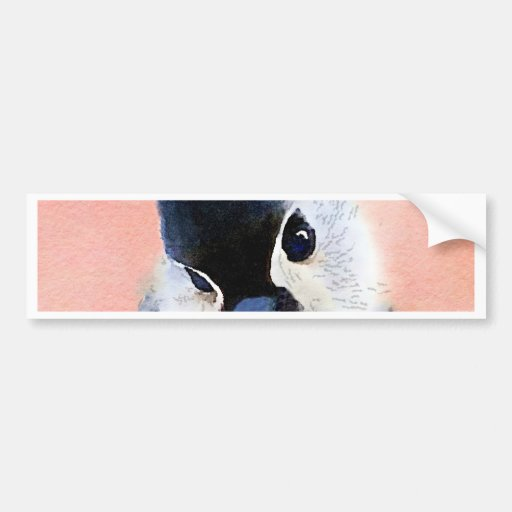 Tufted Titmouse Bumper Sticker