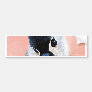 Tufted Titmouse Bumper Sticker