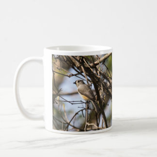 Tufted Titmouse Coffee Mug