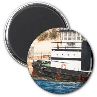 Tug-A-Way magnet