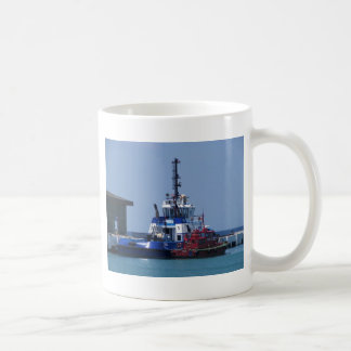 Tug Boat And Pilot Boat Coffee Mug