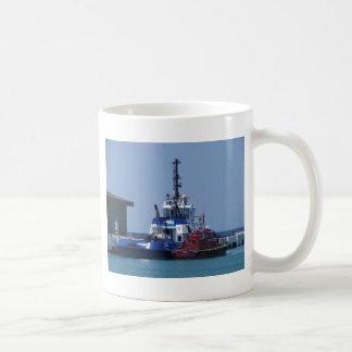 Tug Boat And Pilot Boat Mugs