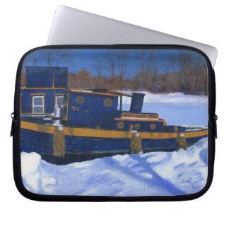 Tug Boat Computer Sleeves