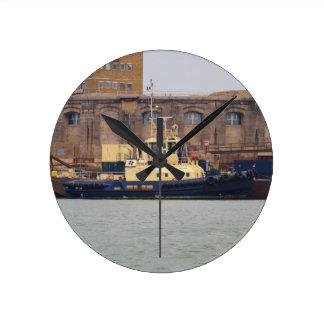Tug Svitzer Warden Wall Clock