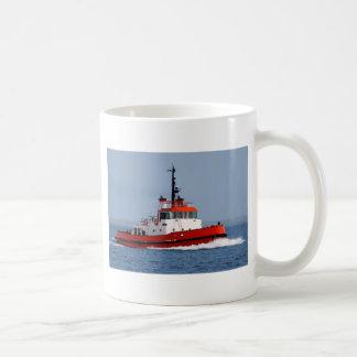 Tugboat at Speed Coffee Mug